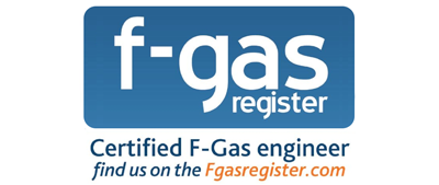 F-Gas register logo