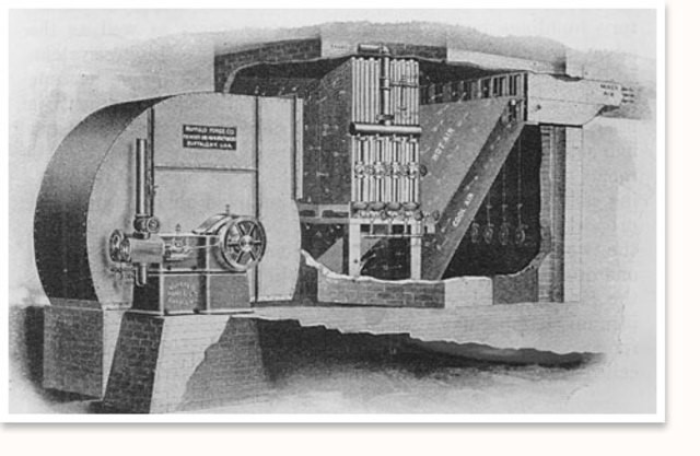 Picture of Willis Haviland Carrier air conditioning unit from 190