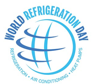 World Refrigeration Day logo