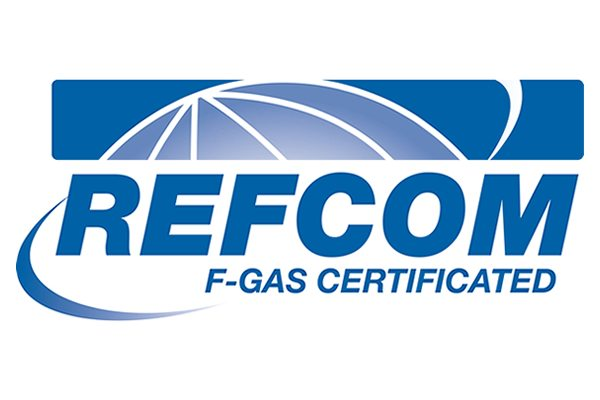 REFCOM F-GAS certified logo