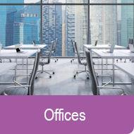 office sector block