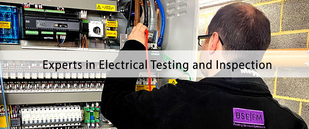 Experts in Electrical Testing and Inspection v2